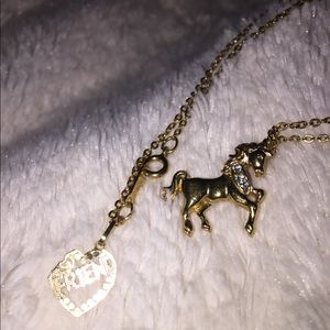 Other - Unicorn necklace